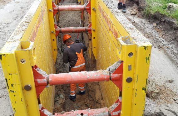 Bauvorhaben Schleusenstraße